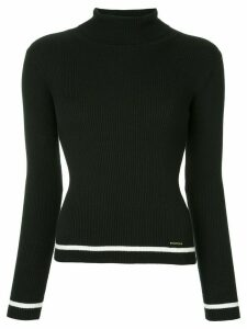 Loveless turtleneck jumper - Black