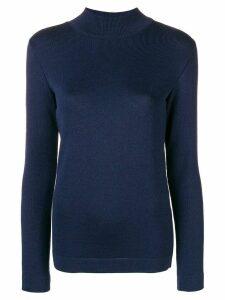 Stephan Schneider Sassoon turtleneck sweater - Blue