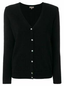 N.Peal v-neck cardigan - Black