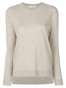Pringle of Scotland round neck sweater - NEUTRALS