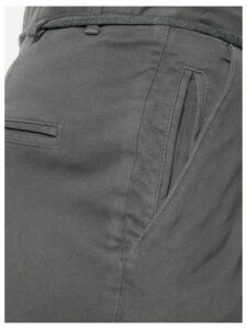 Eleventy cropped tapered trousers - Grey