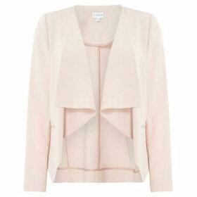 Linea Britt fluid front jacket