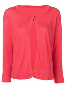 Sottomettimi knitted cardigan - Red