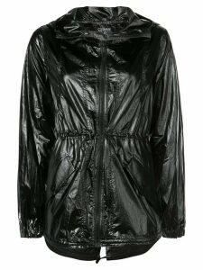 Cushnie hooded jacket - Black
