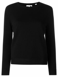 Chinti and Parker fitted cashmere sweater - Black