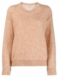 Indress long sleeved jumper - NEUTRALS