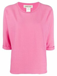 Lamberto Losani 3/4 sleeve jersey - PINK