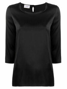 Snobby Sheep 3/4 sleeves blouse - Black