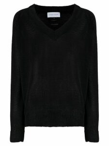 Christian Wijnants v-neck jumper - Black