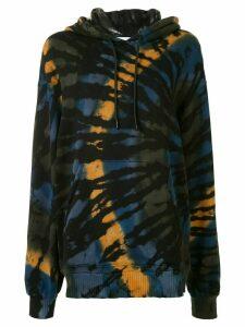 Cotton Citizen tie-dye print hoodie - Blue