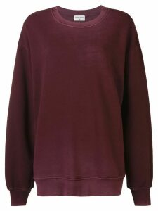 Cotton Citizen oversized fit sweater - Red